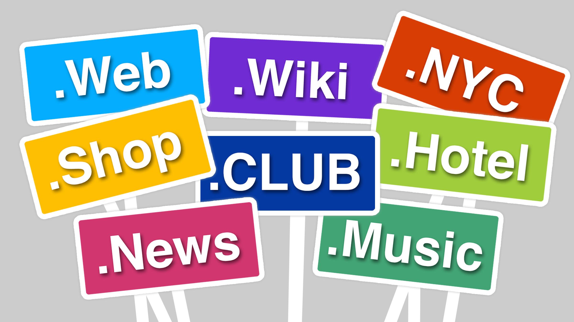 Yeni Domain Uzantıları
